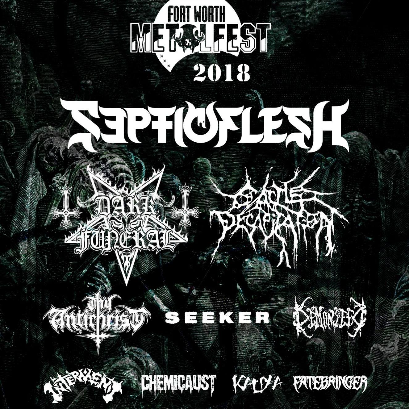 Fort Worth Metal Fest 2018