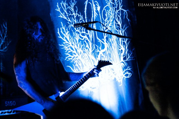 Wolves in the Throne Room – Helsinki, November 9, 2011