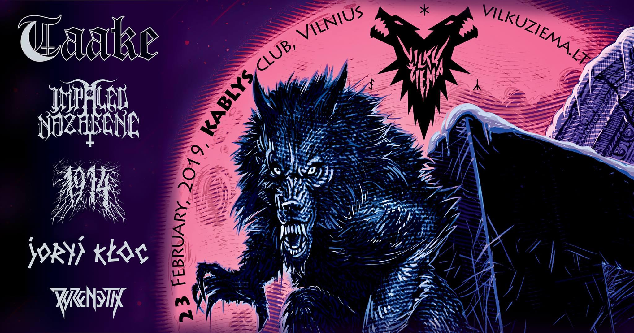 Winter of Wolves 2019 - All Metal Festivals
