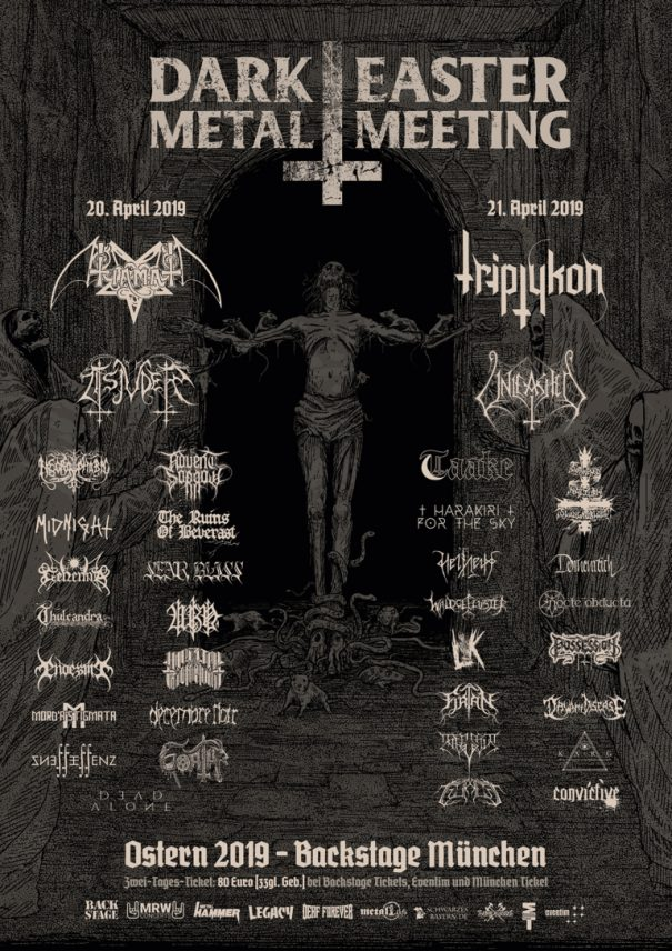 Dark Easter Metal Meeting 2019