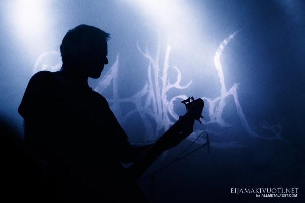 Agalloch – Live in Helsinki, April 7, 2012