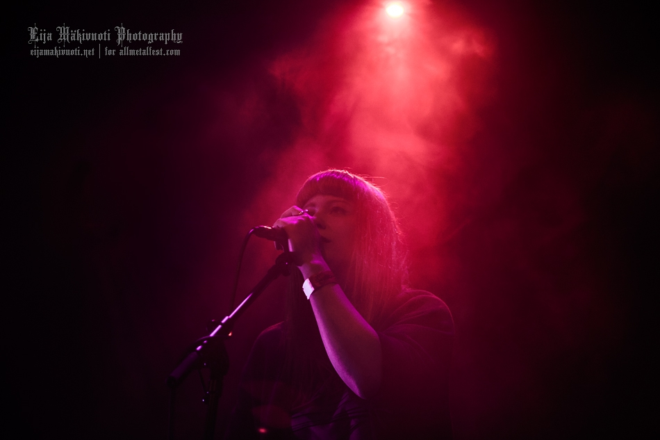 Alcest, Hexvessel and The Fauns in Live in Helsinki Report