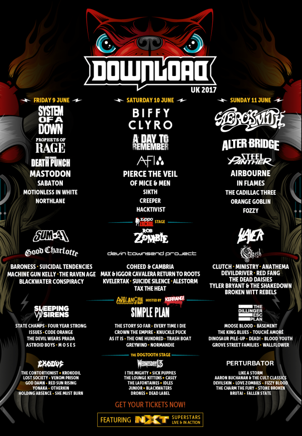 Download Festival 2017 2