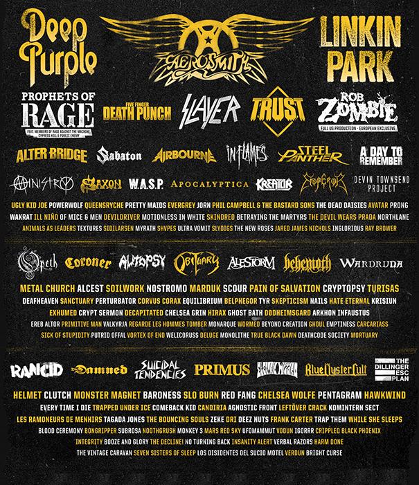 Hellfest Open Air 2017