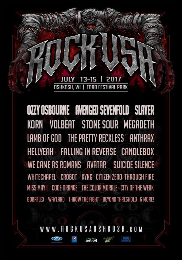 Rock USA Festival 2017
