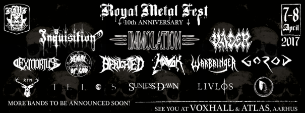 Royal Metal Fest 2017