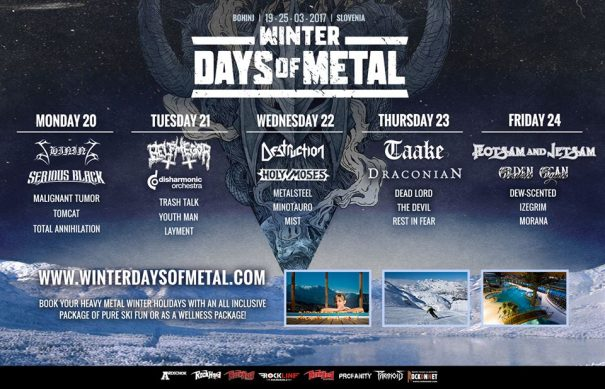 Winter Days Of Metal 2017