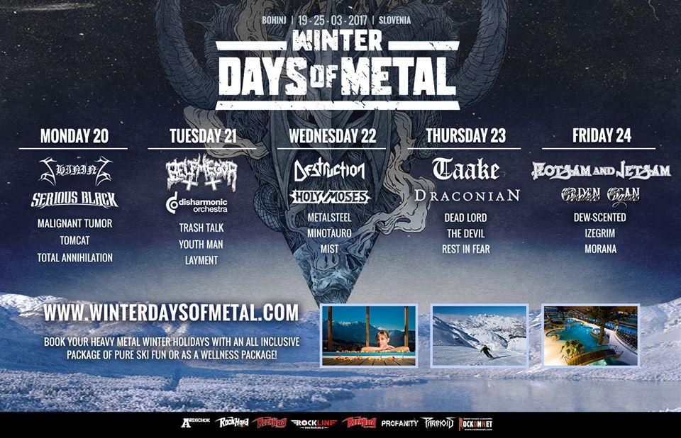 Winter Days Of Metal 2017