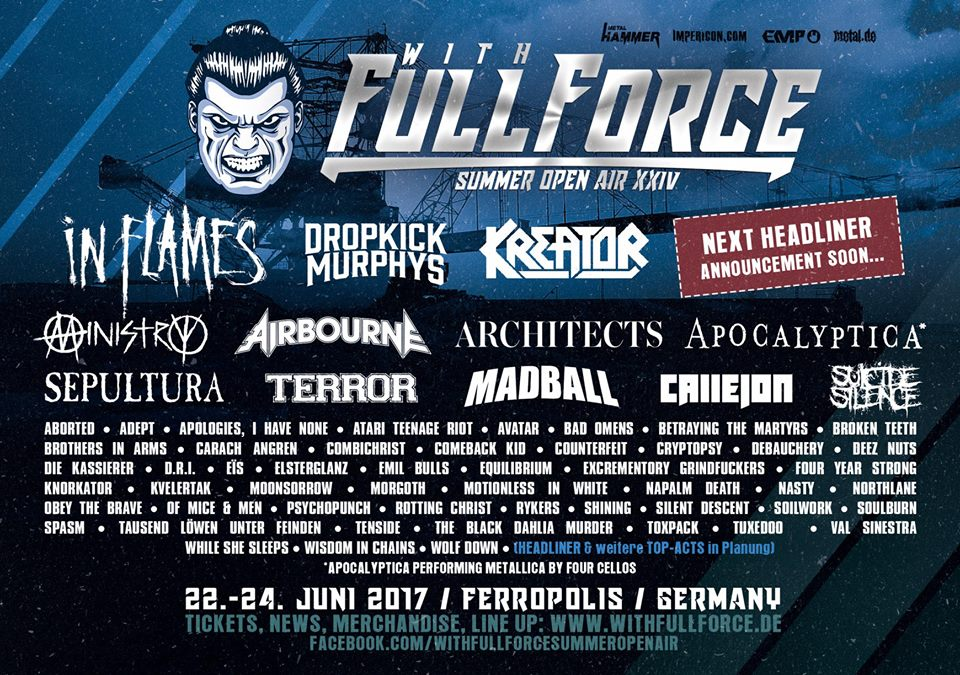 With Full Force Festival 2017