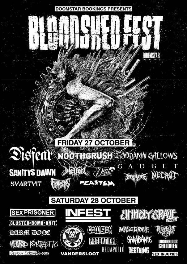 Bloodshed Fest 2017