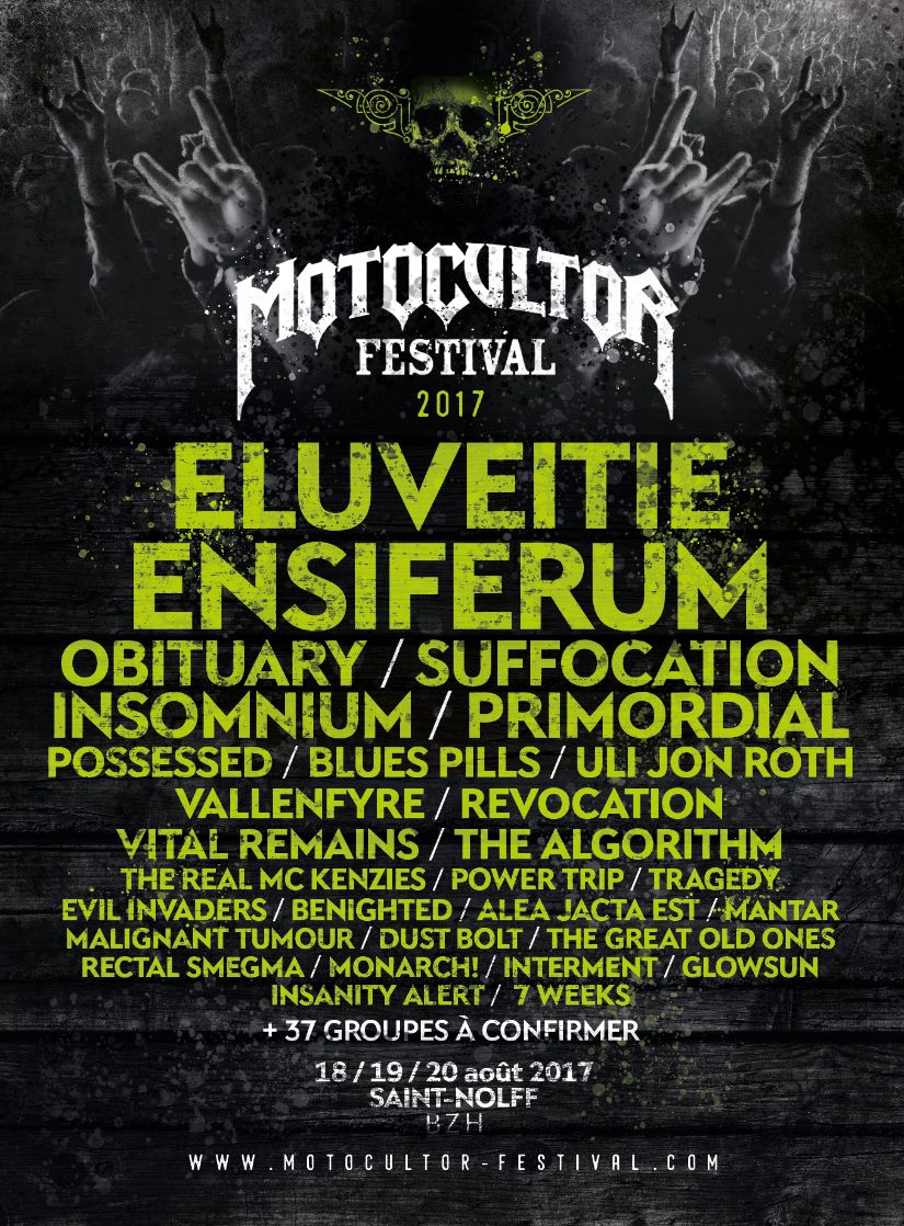 Motocultor Festival 2017