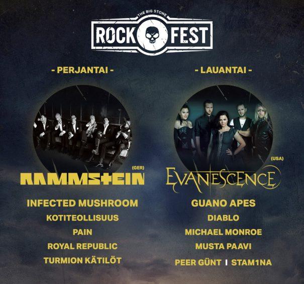 Rock Fest 2017 2