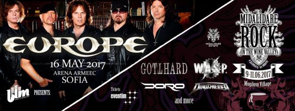 Rock In The Wine Valley 2017