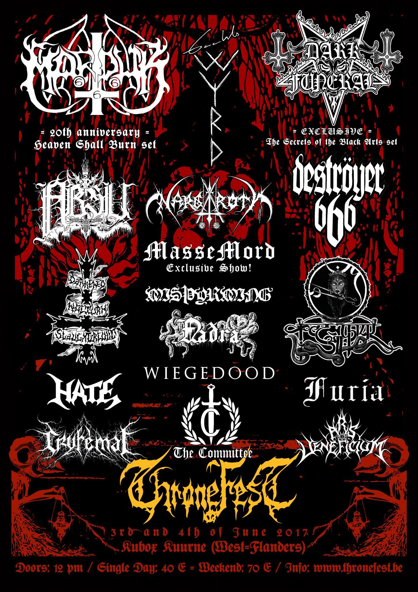 Throne Fest 2017