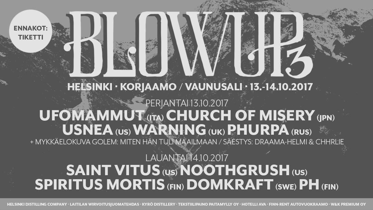 Blowup Fest Vol. 3