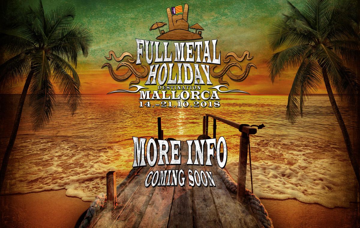 Full Metal Holiday 2017
