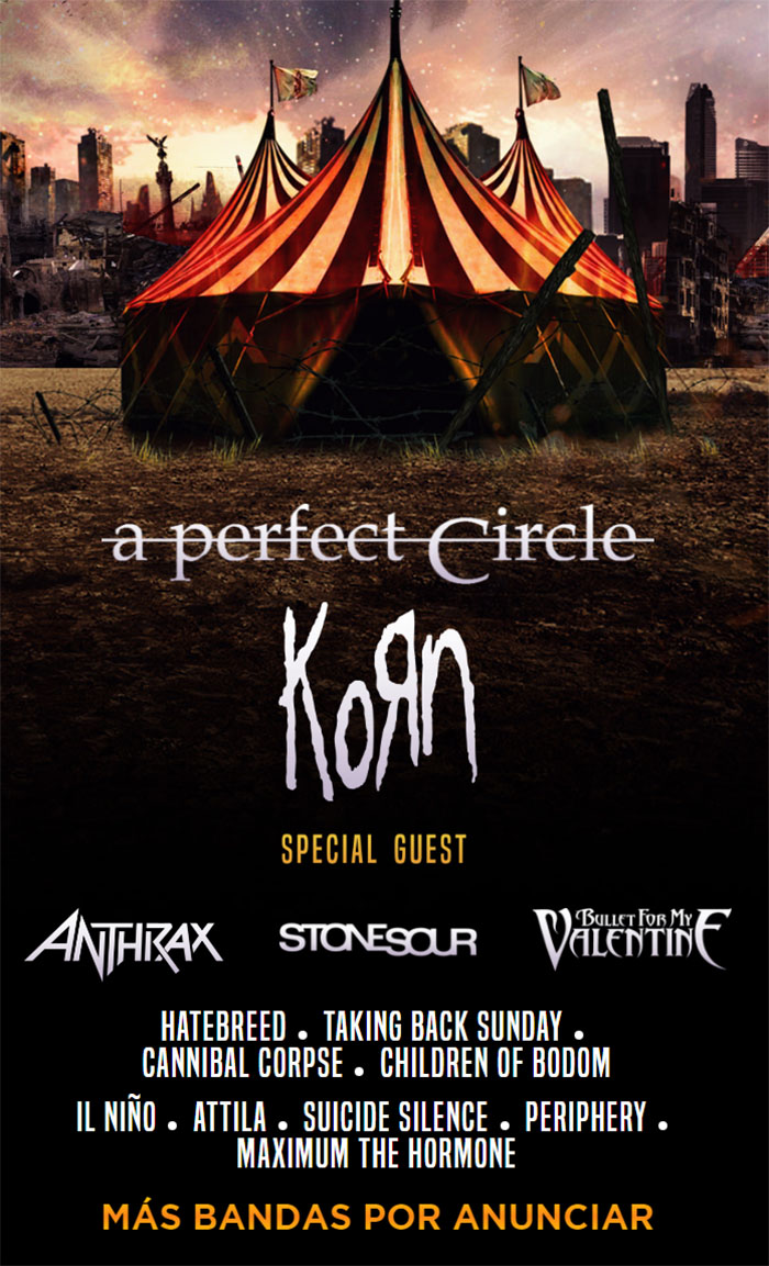 Knotfest Mexico 2017