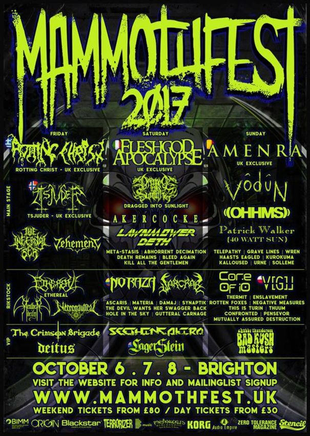Mammothfest 2017 1