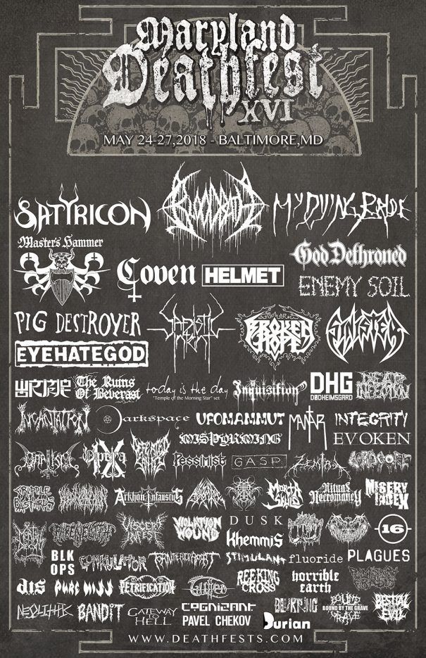 Maryland Deathfest