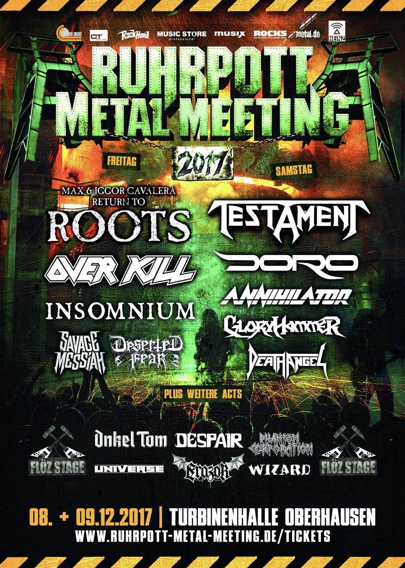 Ruhrpott Metal Meeting 2017