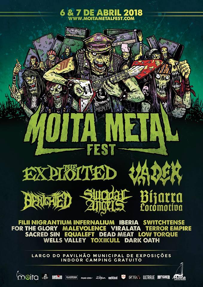 Moita Metal Fest 2018