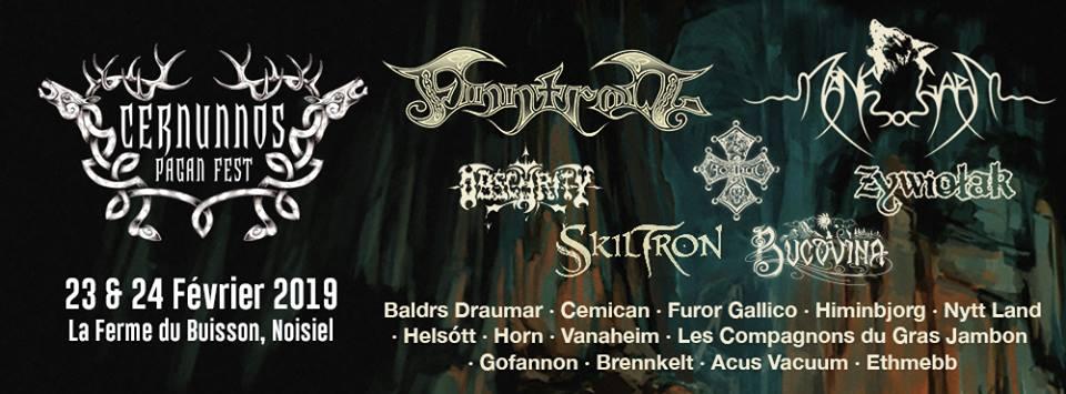 Cernunnos Pagan Fest 2019